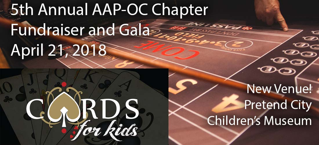 2018 Cards for Kids Gala